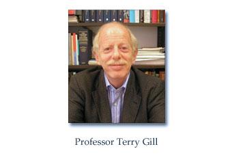 Professor Terry Gill